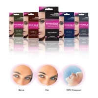 1000 Hour Eyelash & Brow Dye Kit - Brown/Black