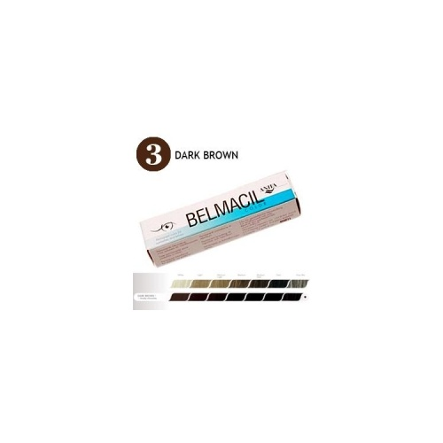 Belmacil Lash Tin 3 Dark Brown 20ml