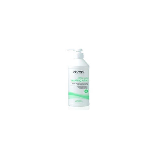 Caron After Wax Soothing Lotion Tea Tree 1lt